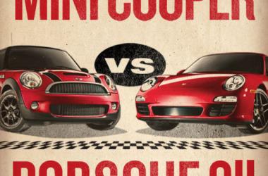 Is Porsche rising to Mini's racing challenge?