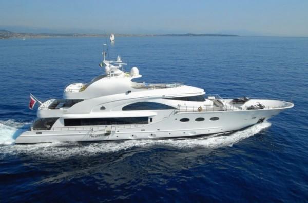 The Hotel Mogul S Superyacht Lifestyle Yachts