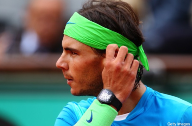 Nadal Gets New Richard Mille Watch After Losing The First One.
