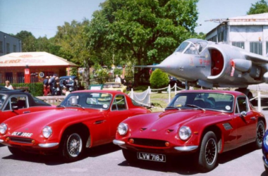 TVR Plans to Rev Up Once More