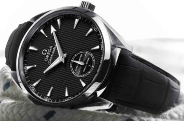 Omega Seamaster Aqua Terra XXL Small Seconds Watch