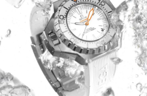 Omega releases slightly more palatable white-dial PloProf