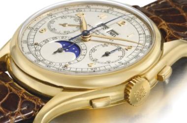 Christie's Clocks $91 Million Worth of Watches in 2010