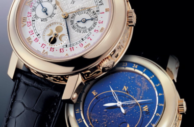 Five Million-Dollar Watches for Sale on James