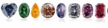 The Luxury of Colored Diamonds