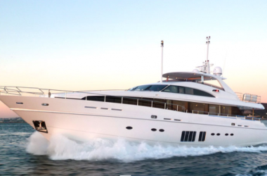 LVMH Debuts M Class Princess Superyachts