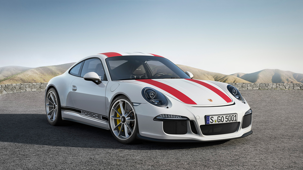 Four High-Performance Available With a Manual Gearbox.