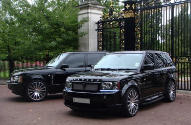 Range Rover Sport by Revere London