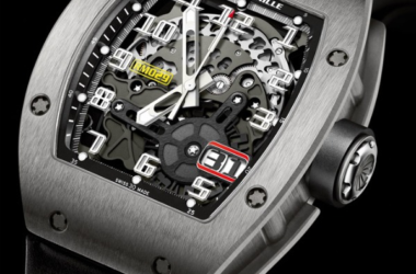 Richard Mille RM 029 With Oversize Date Watch