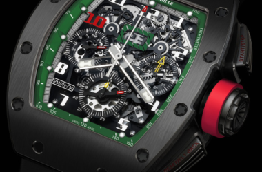 Richard Mille Mexican Independence Service With Limited Edition Watch