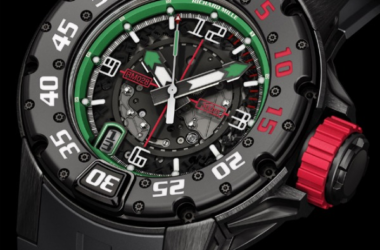 Richard Mille RM 028 Watches Exclusively For Mexico & Brazil