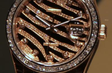 Dark Side Of The Rolex Datejust Watch