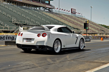 Corn-Powered Nissan GT-R Actually Fast