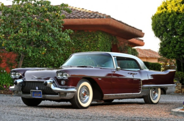 Frank Sinatra's '58 Caddy for Sale