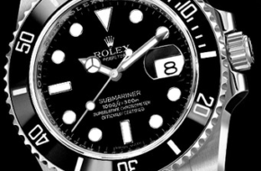 The all-new Steel Submariner - only new Rolex worth buying on James?