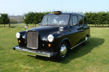 Sunday Specialist Interest: LHD London Taxi Cab