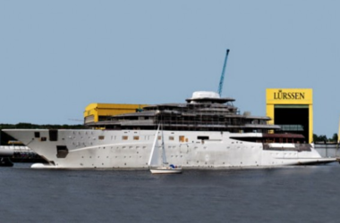 What Will Happen to Saudi Crown Prince's Superyacht?