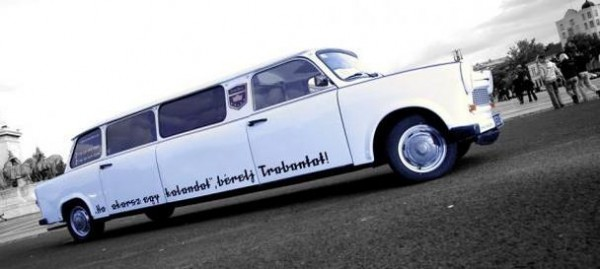 How to succeed at senior prom: Trabant Limousine on JamesEdition