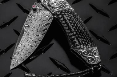 Fine Jewelry Exemplar: The William Henry Luxury Pocketknife.