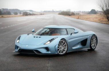 A supercar as an investment: how to buy and earn from it