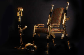Do you think that a Kalashnikov may be an art object