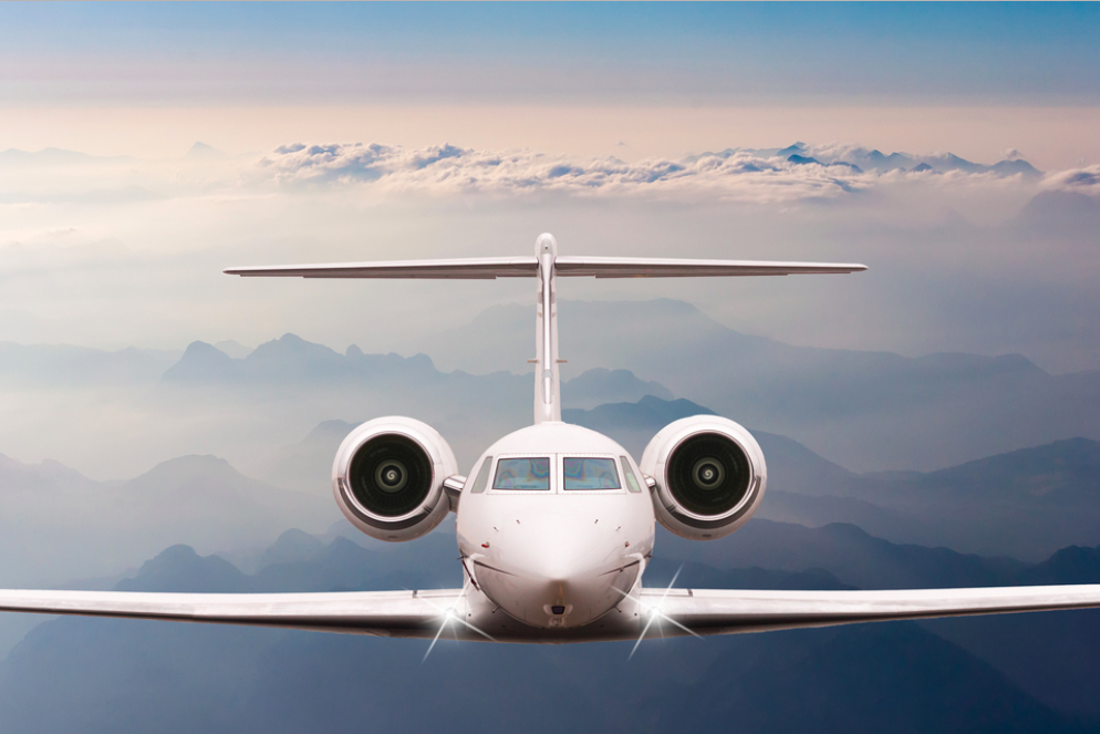 Reasons behind the growth of private jet travel ()