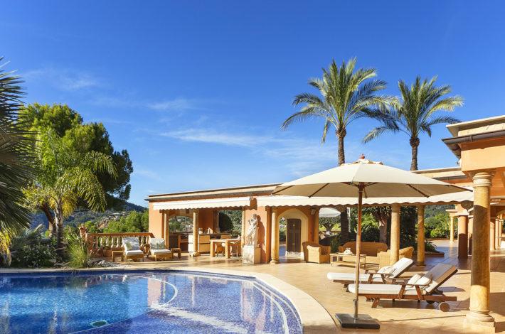 luxury villas in Majorca and Menorca-Mansion Port Andratx-7