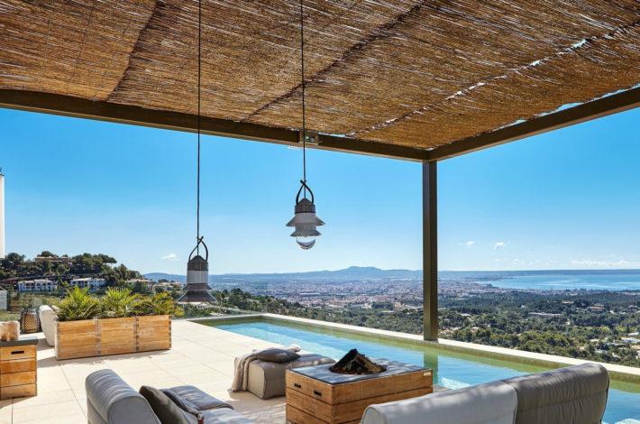luxury villas in Majorca and Menorca- designer villa Palma-4
