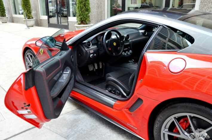 Ferrari classic cars supercars investment
