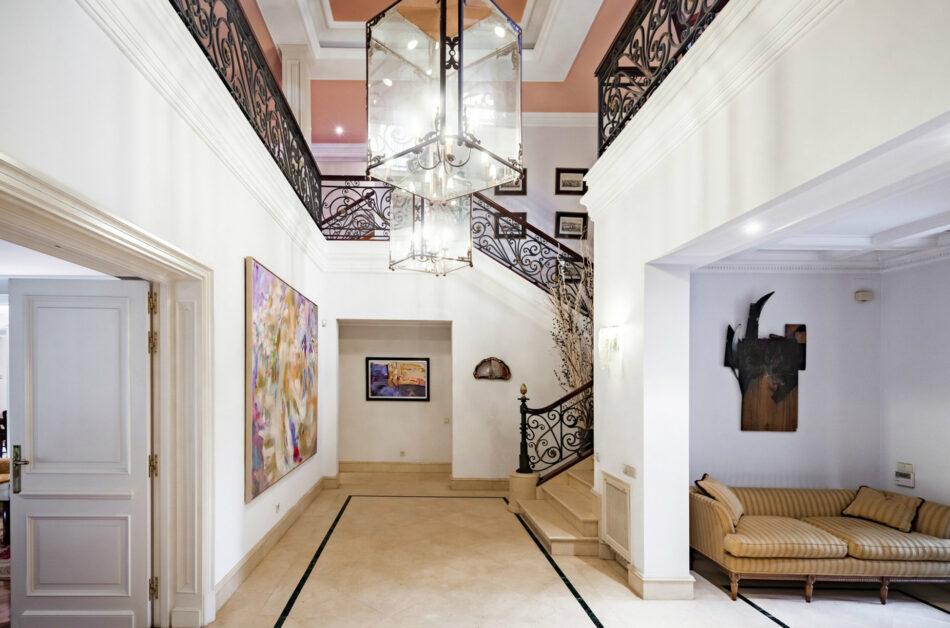 luxury real estate property madrid