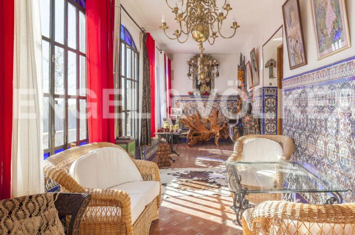 luxury real estate property madrid-Miraflores-1