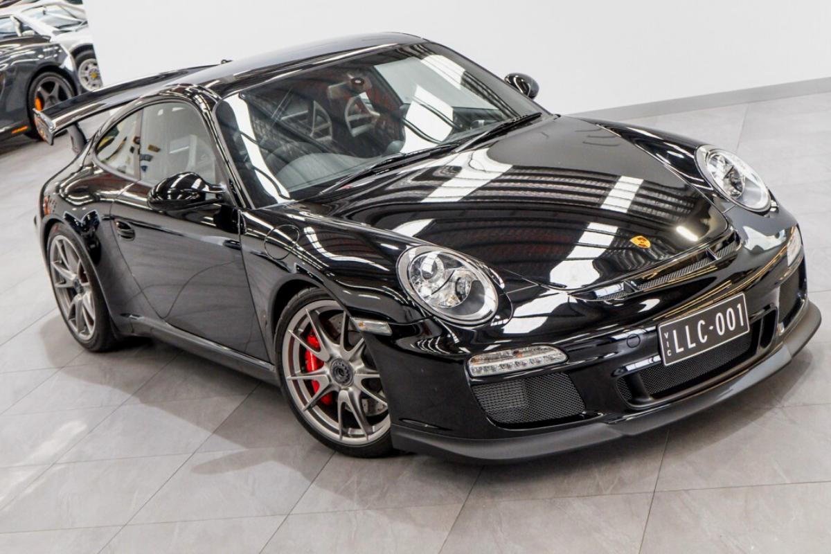 Classic Porsche 911 values: Porsche 911 GT3