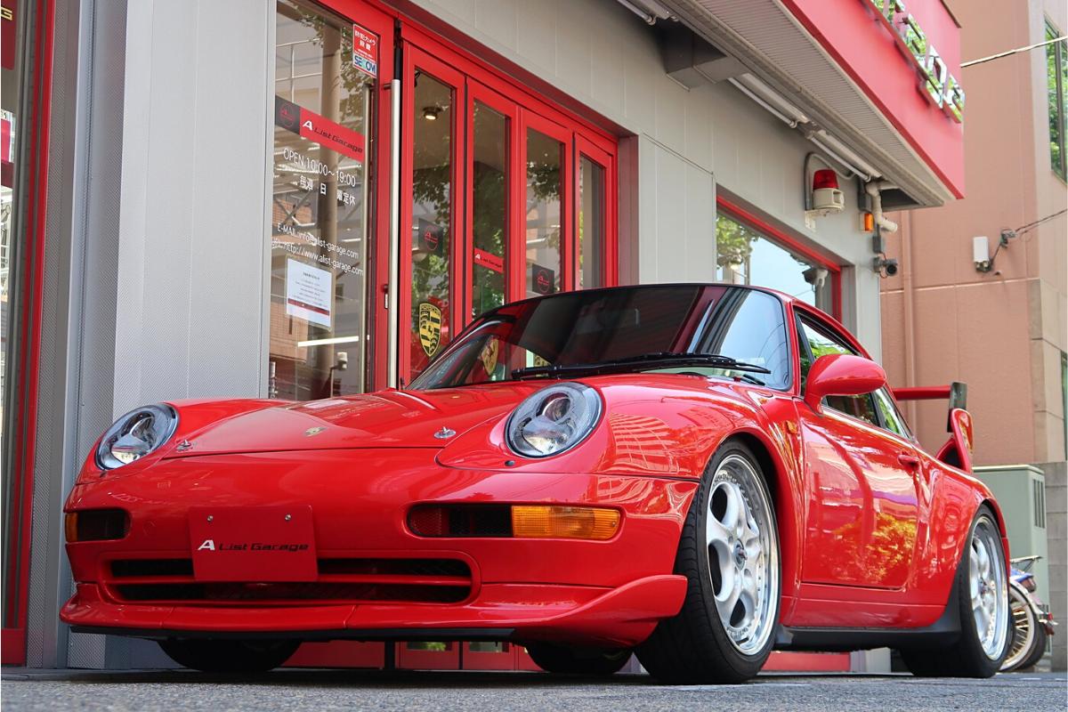 The best old Porsche 911 models: Porsche 993 1995