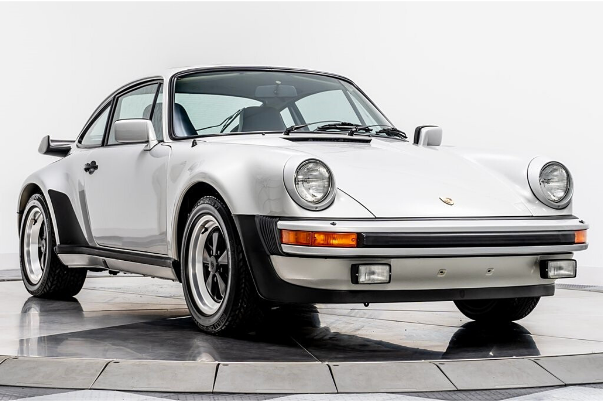 A Vintage Porsche 911 with a price $296,354: Porsche 911 Turbo 1979