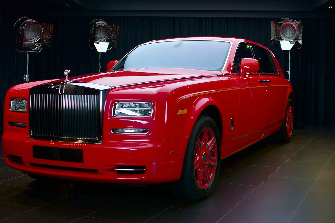 Bespoke Rolls-Royce Phantoms Coming to Market ()