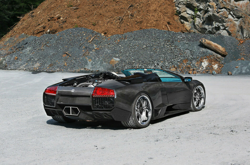 """Perfectly tuned Lamborghini Murcielago: """"I wanted to transform it into more aggressive and forceful version"""""""