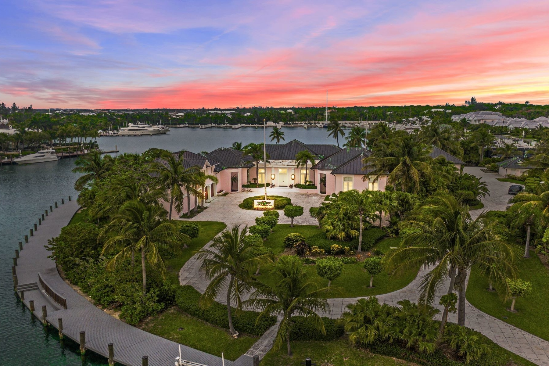 Top 5 luxury gated communities in the Bahamas
