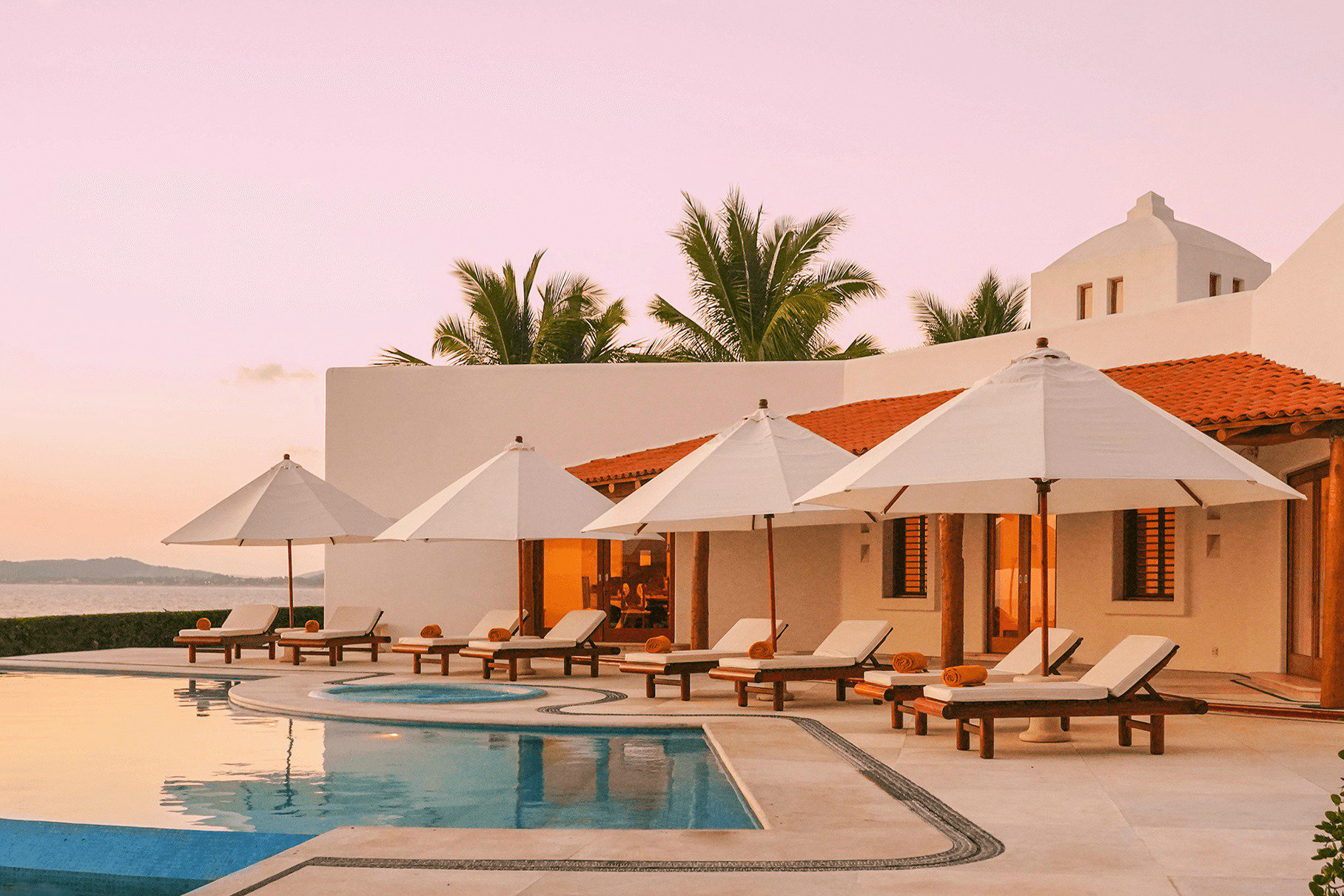 Playa Nix on the Costa Alegre, Mexico: the essence of truly getting away to unwind and recharge