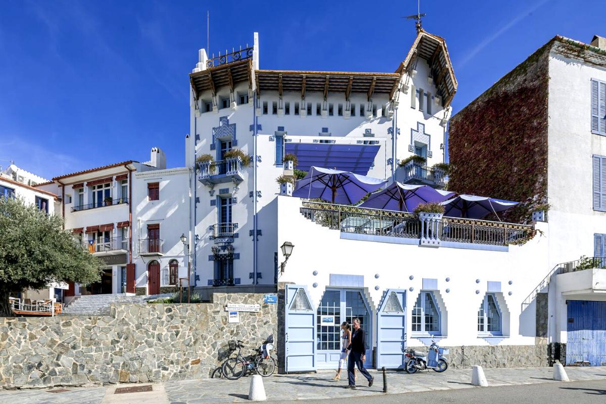 Castle-like homes: Casa Blaua, Cadaques, Spain (approx. US$23,983,298).