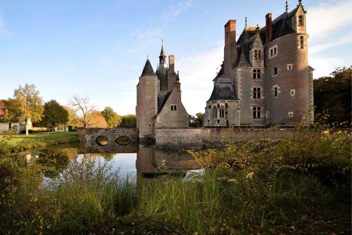 Castle-style homes: Castle Romorantin-Lanthenay, Centre-val De Loire, France (approx. US$2,725,374).