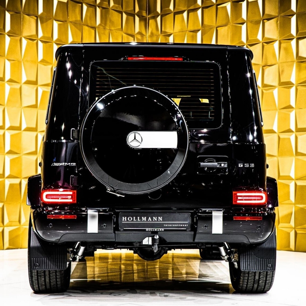 G-Class 2020: G 63 and G65 Brabus 800 with price