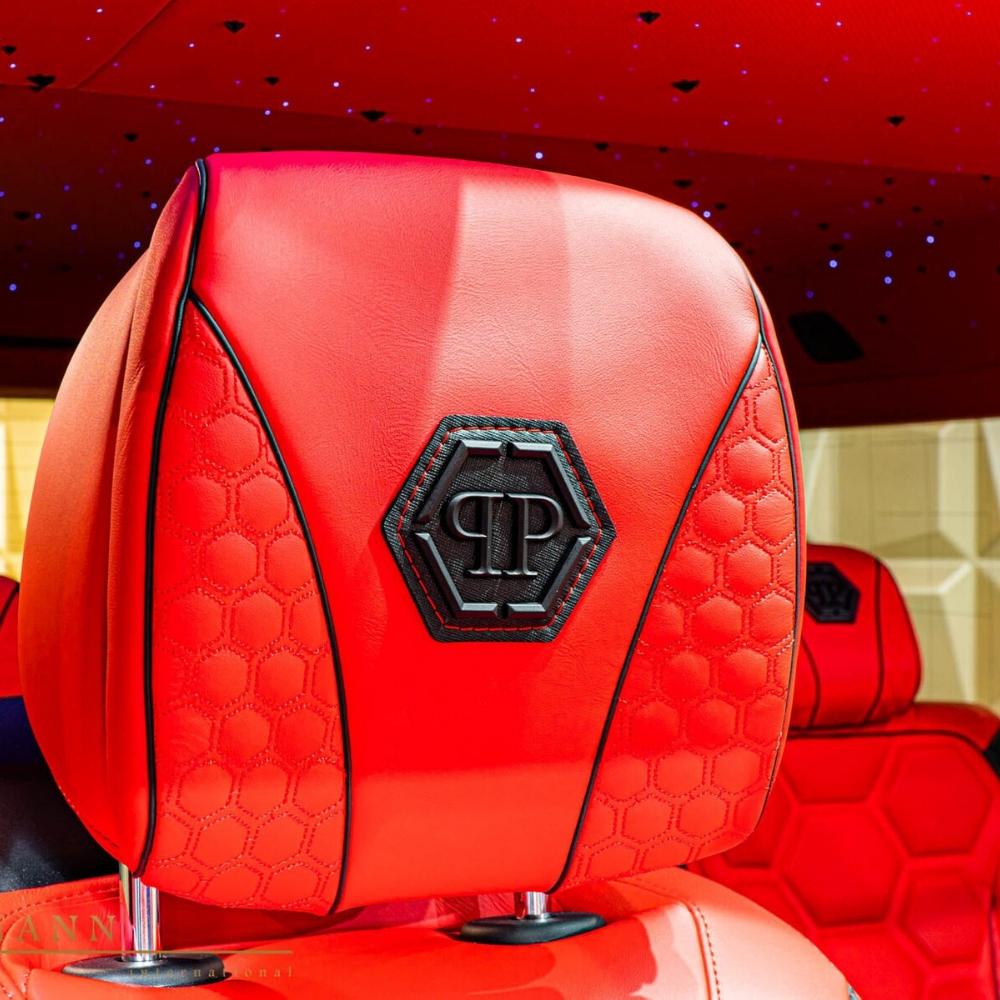 G-class 2020: Mercedes-Benz G 63 AMG interior -- Mansory Star Trooper Philipp Plein