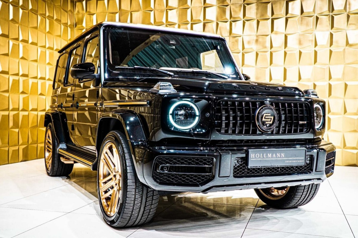 G-Class: 7 best Mercedes-Benz  G63 AMG cars to buy in 2020 ()