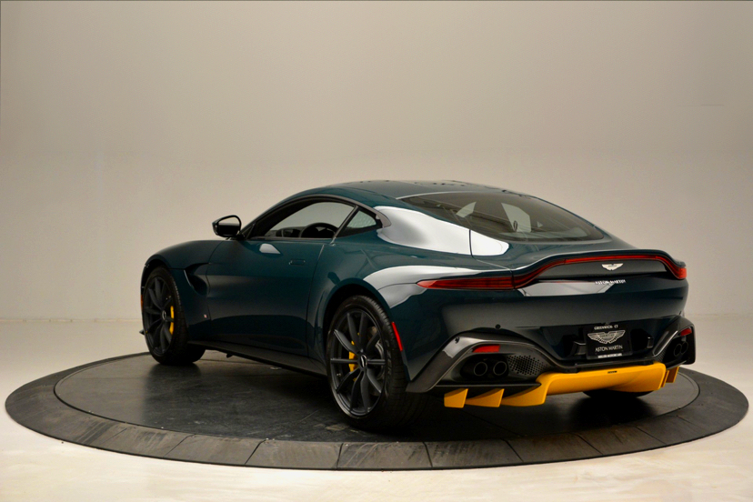 The top things you need to know about the Aston Martin Vantage