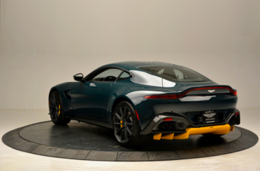 How much is an Aston Martin Vantage? The coolest V12 and V8 models with prices