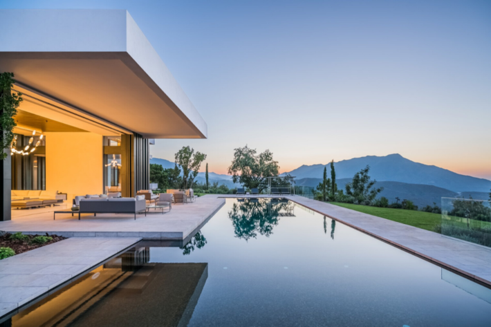 Best luxury real estate agencies: home for sale by Mas Property, Marbella, Spain
