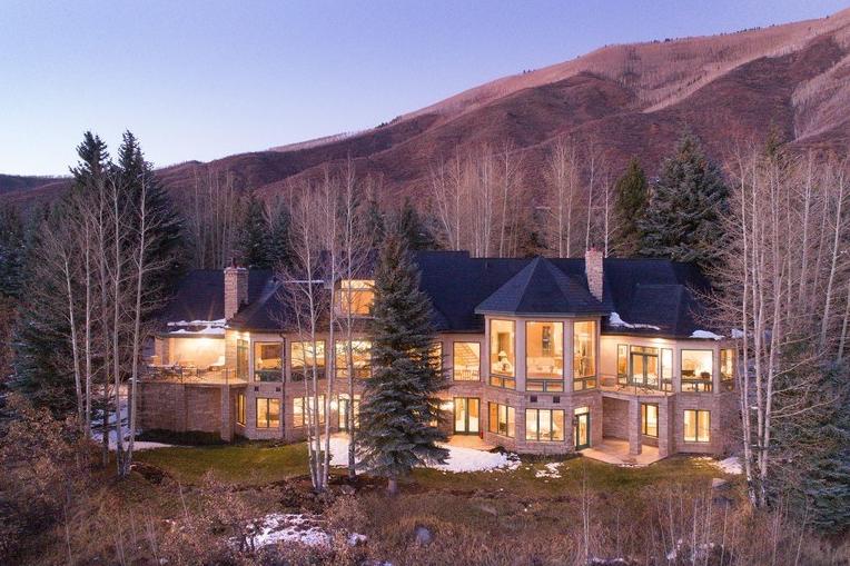 Top luxury real estate companies: luxury real estate brokerages in Aspen, Colorado, US