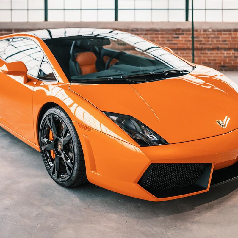 Best Lamborghini colors: 2013 Lamborghini Gallardo LP 550-2, orange