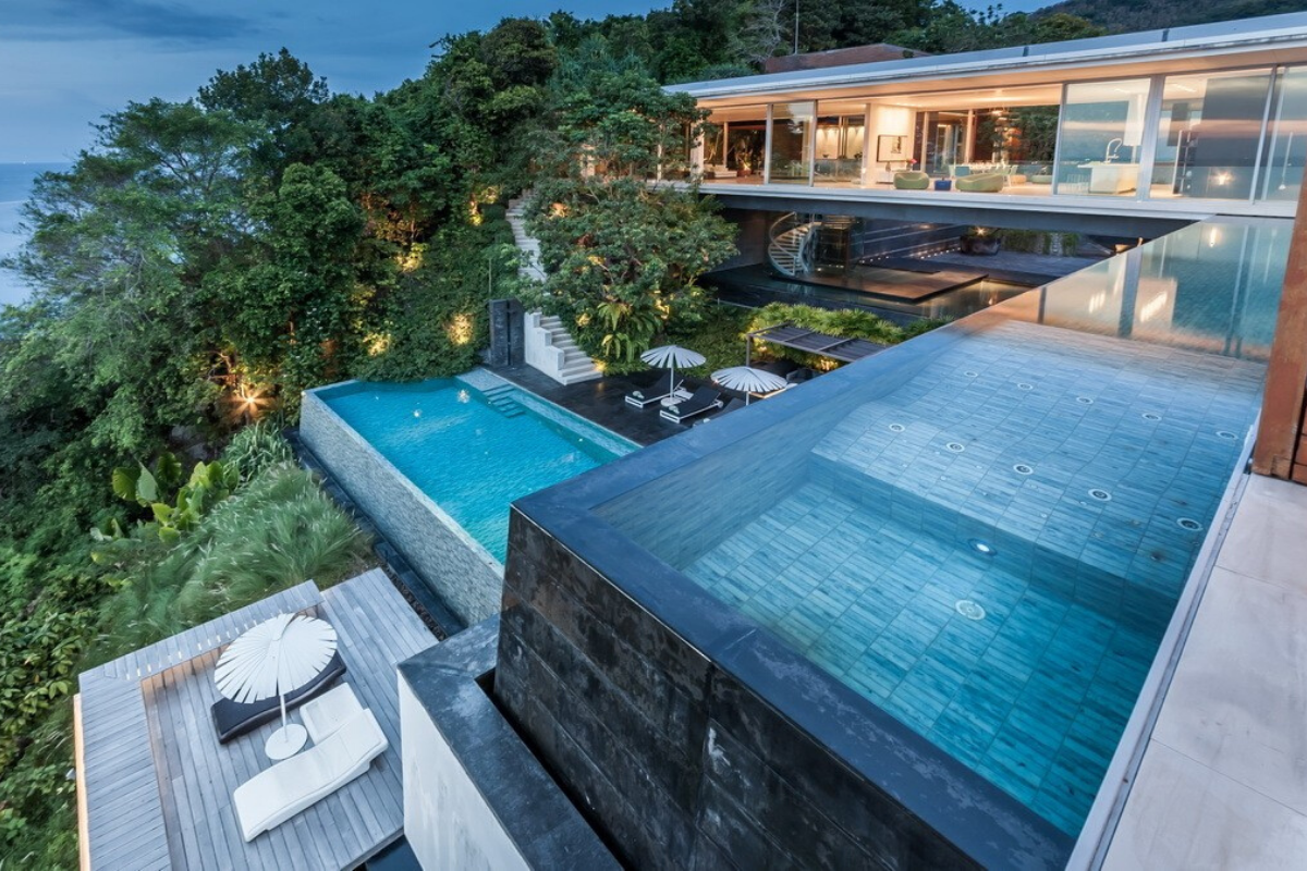 Discover The 30 Best Houses With Infinity Edge Plunge Pools Breathtaking Views Contemporary Designs The World S Best Locations