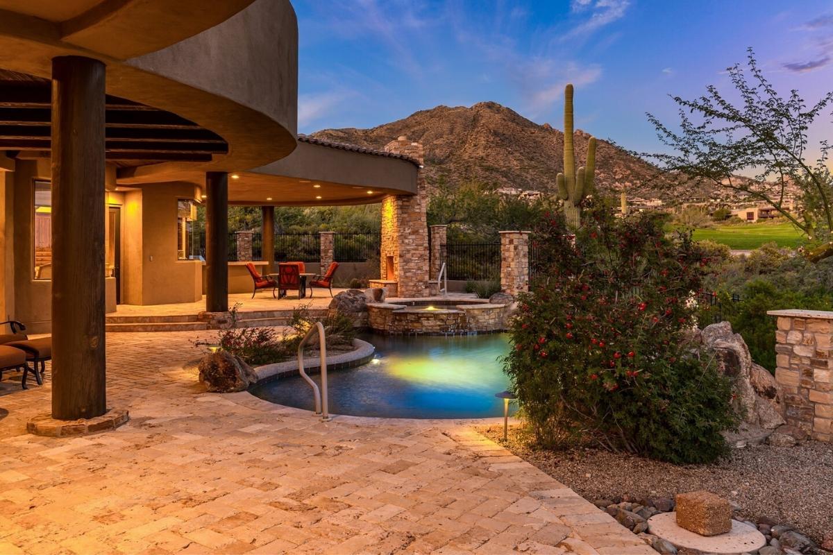 Luxury real estate companies: luxury home in Arizona, US, plus, Youtube video